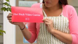 Het Pitch Video Canvas© door Tony de Bree
