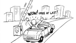 'Dagboek van een bankier: FREE at last!' door Tony de Bree