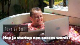 Nieuw: Blended learning opleidingen Van idee tot succesvolle startup - door Tony de Bree
