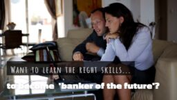 The banker of the future blended learning programs by Tony de Bree