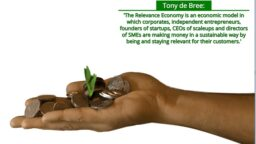 What Is The Relevance Economy? by Tony de Bree