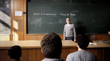 What is e-learning - door Tony de Bree